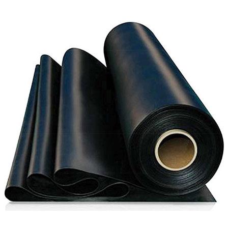 Black-Rubber-Sheeting
