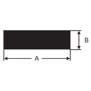 Solid EPDM Rubber Strips - Correction